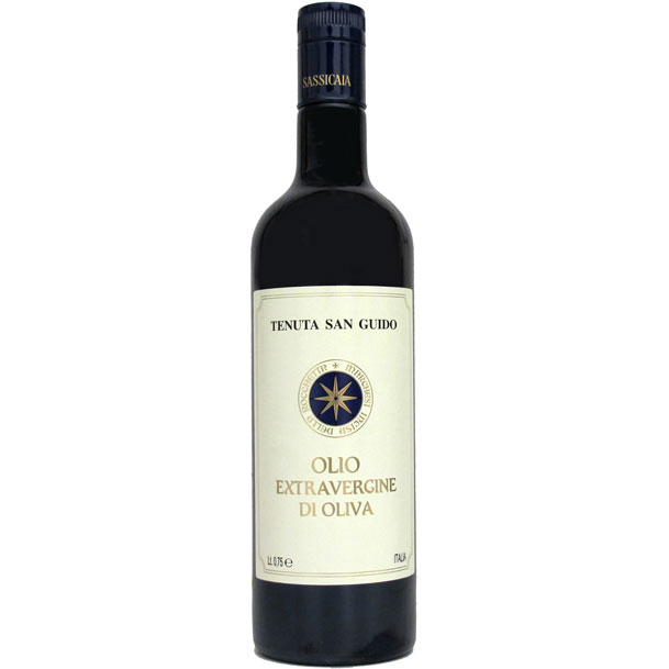 Huile d'olives Extra Vierge San Guido