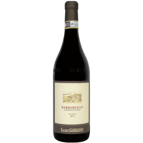Barbaresco, vin rouge