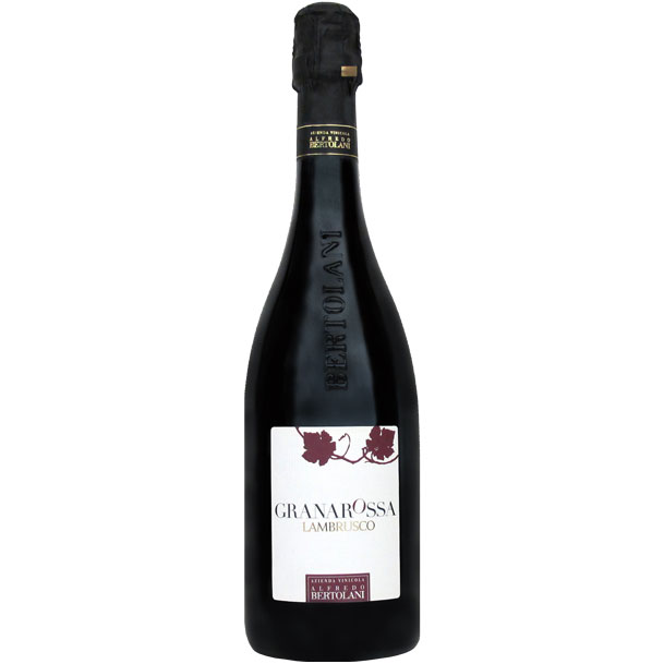 Lambrusco, Vin rouge pétillant